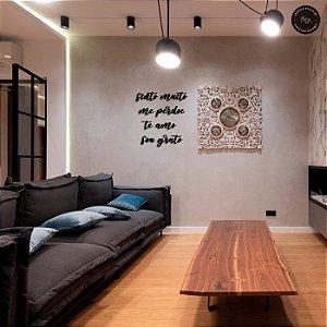 Decorativo de parede HO'PONOPONO
