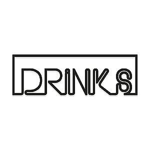 Lettering Drinks