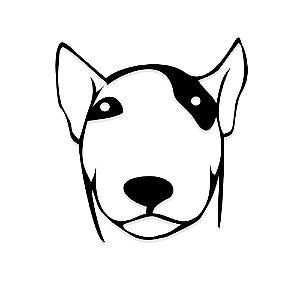 Decorativo de parede Bull Terrier