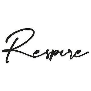 Lettering Respire