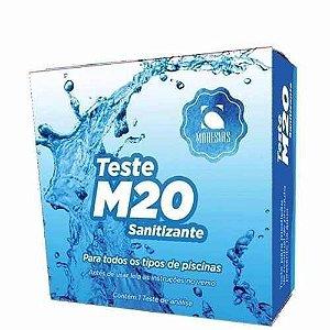 TESTE M20 SANITIZANTE MARESIAS