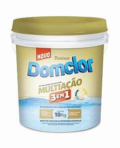 CLORO DICLORO DOMCLOR MULTIAÇÃO 10KG DOMINUS
