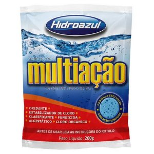 CLORO MULTIAÇÃO 5KG REFIL HIDROAZUL