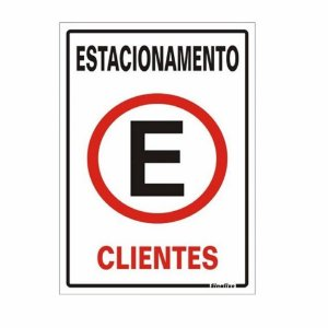 Estacionamento Exclusivo Para Clientes