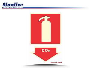 Extintor - CO2