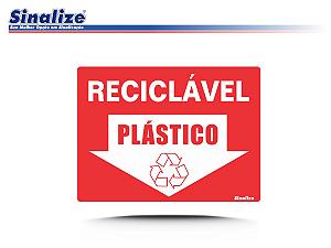 Reciclável (PLÁSTICO)