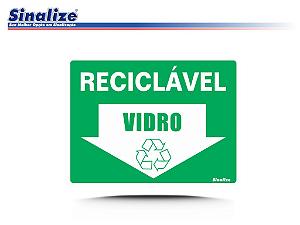 Reciclável (VIDRO)