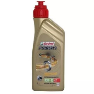 Oleo Castrol Lub Power 1 Racing 4T 5W40 1Lt