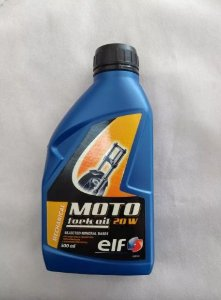 Oleo Elf Fork Oil 20W 500Ml