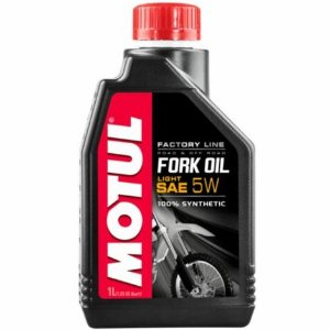 Oleo Motul Fork Oil 5W Expert Light 1L