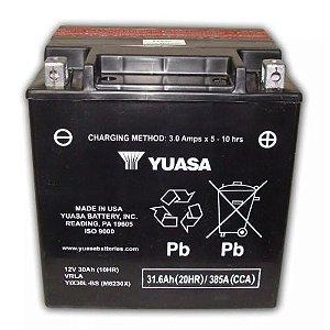 Bateria Yuasa Yix30L-Bs (Harley)