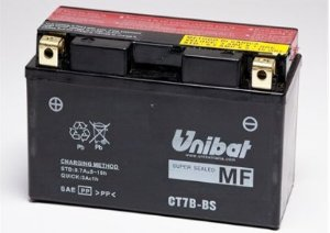 Bateria Unibat Ct7B-Bs