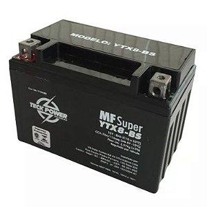 Bateria Teck Power Ytx8-Bs