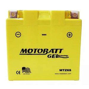 Bateria Motobatt Mtz6S Gel