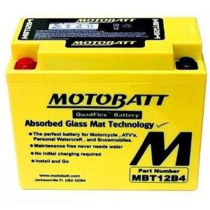 Bateria Motobatt Mbt12B4 (Yt12B-Bs-Yt12B4)