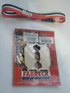 Pastilha De Freio Dianteira Fabreck  Xvs 1100 99-... Xv 250 94-... Virago 125