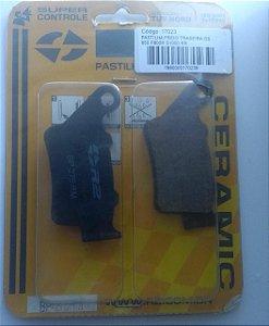 Pastilha Freio Traseira R2 Gs 650 F800R S1000 Rr