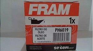 Filtro De Oleo Fram Ph 6019 Ducati Monster Hyper Multi Strad