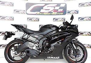 Escapamento Yamaha R6 2007 A 2016 Full Completo