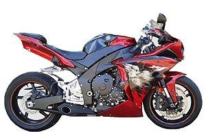 Ponteira Yamaha R1 2010 A 2015