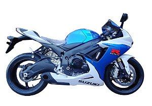 Escapamento Suzuki Srad 750 2014 a 2016 Gsxr Full Completo
