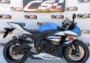 Escapamento Suzuki srad 1000 gsxr 2014 a 2016 Srad Full Completo