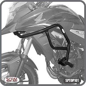 Protetor de motor carenagem HONDA CB500X 13> SCAM