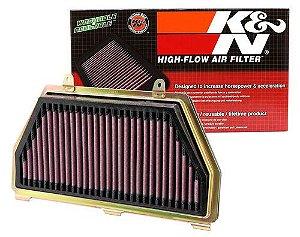Filtro de ar kn CBR 600RR 07/10 HONDA K&N HA-6007