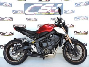 Escapamento Honda Cb650r Full 2020 CS