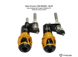 Slider Cbr 1000RR 06/07 Honda Procton