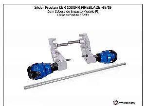 Slider Cbr 1000rr Fireblade 18/19 Honda Procton