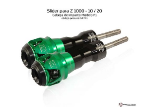 Slider z1000 10/20 Kawasaki Procton