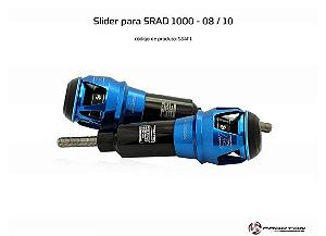 Slider Srad 1000 08 a 10 Suzuki Procton