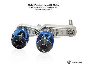 Slider R1 09 a 14 Yamaha Procton