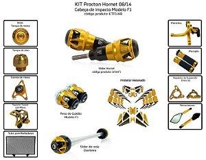 Kit Slider Hornet 08 a 14 Procton (13 pçs)