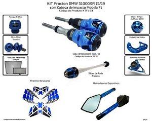 Kit Slider S1000Xr 15 a 19 Procton ( 10 peças)