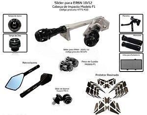 Kit Slider Er6n 10 a 12 Procton ( 10 peças )