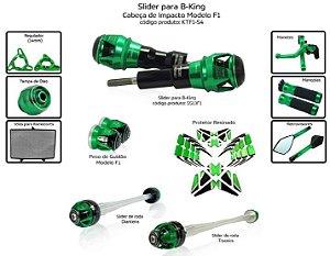 Kit Slider B-King Procton (11 peças)