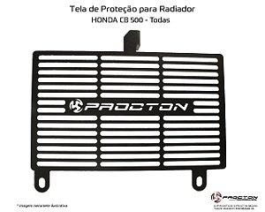 Protetor de radiador HONDA CB 500 19>