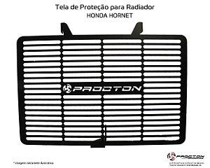 Protetor de radiador HONDA HORNET 600 08/16