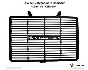 Protetor de radiador HONDA CB 650F