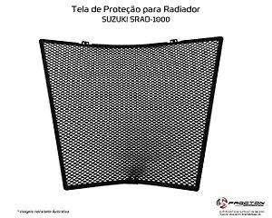 Protetor de radiador SUZUKI SRAD 1000 11/17