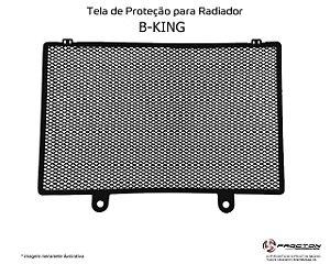 Protetor de radiador SUZUKI B-KING