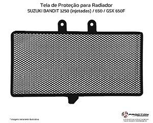 Protetor de radiador SUZUKI BANDIT 1250