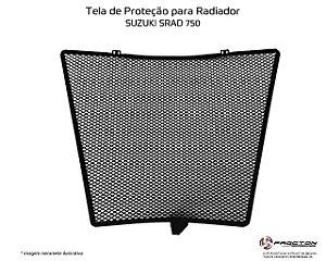 Protetor de radiador SUZUKI SRAD 750 11/13