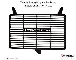 Protetor de radiador SUZUKI GSX S 750R NAKED