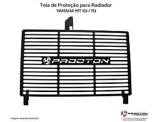 Protetor de radiador YAMAHA MT03 16/19