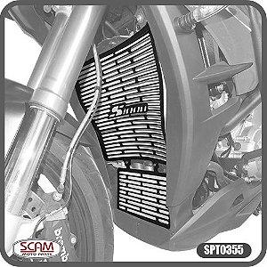 Protetor de radiador BMW S1000XR 16> Scam