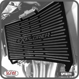 Protetor de radiador TRIUMPH TIGER1200 EXPLORER 12> Scam