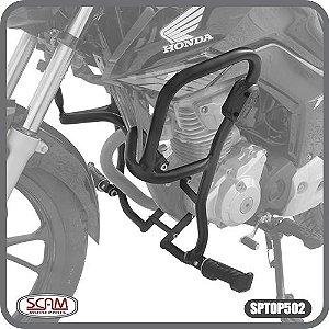 Protetor de Motor Carenagem HONDA CG 160 14> SCAM